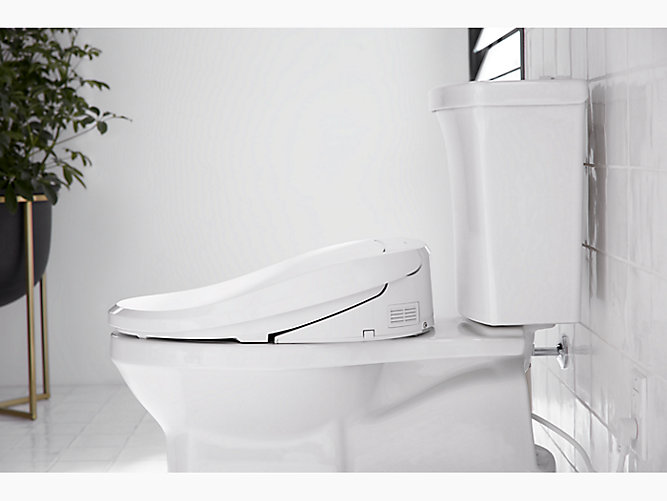 C³®-455 Quiet-Close™  Deodorizing elongated bidet toilet seat