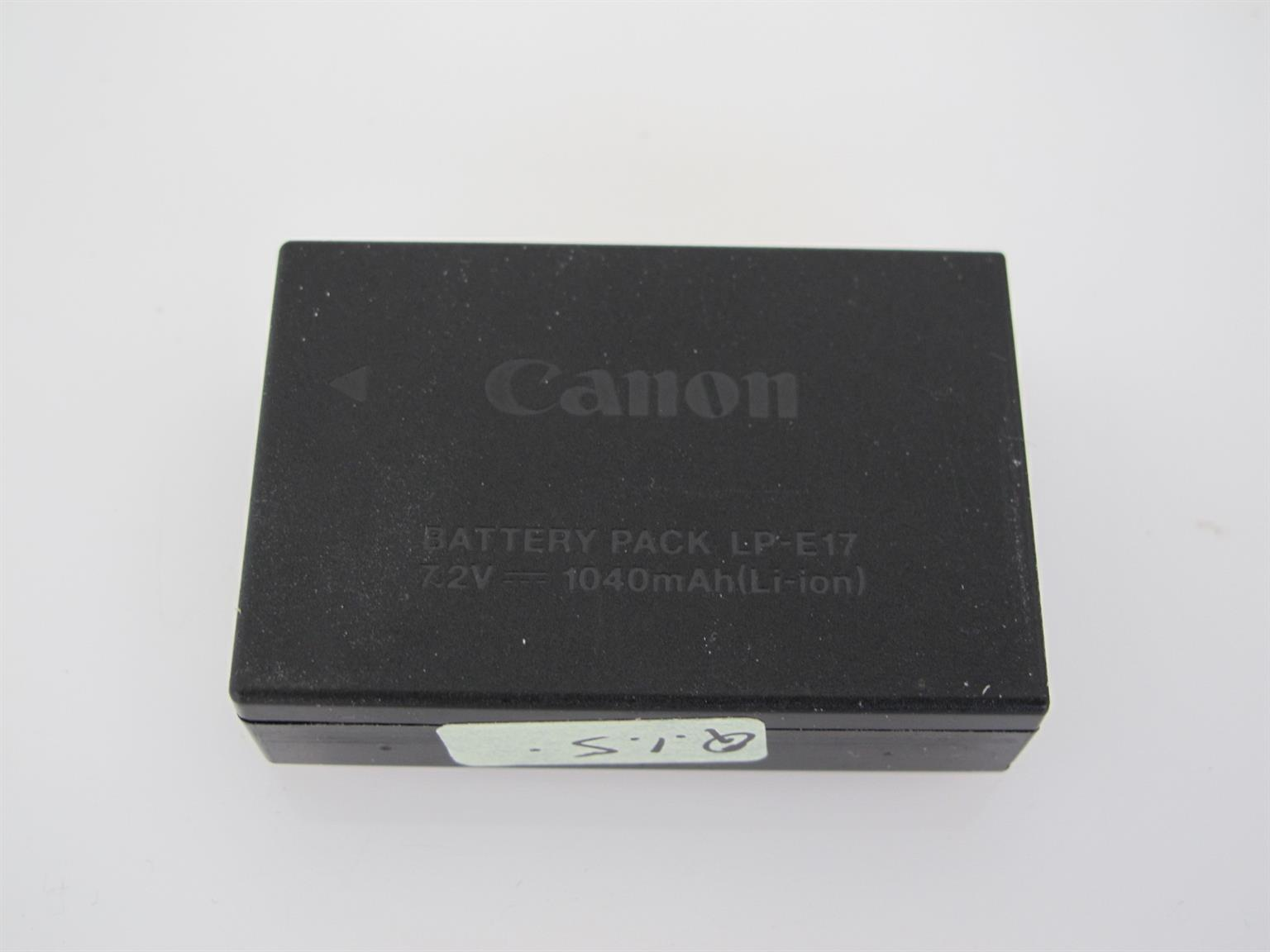 Canon LP-E17 Original battery