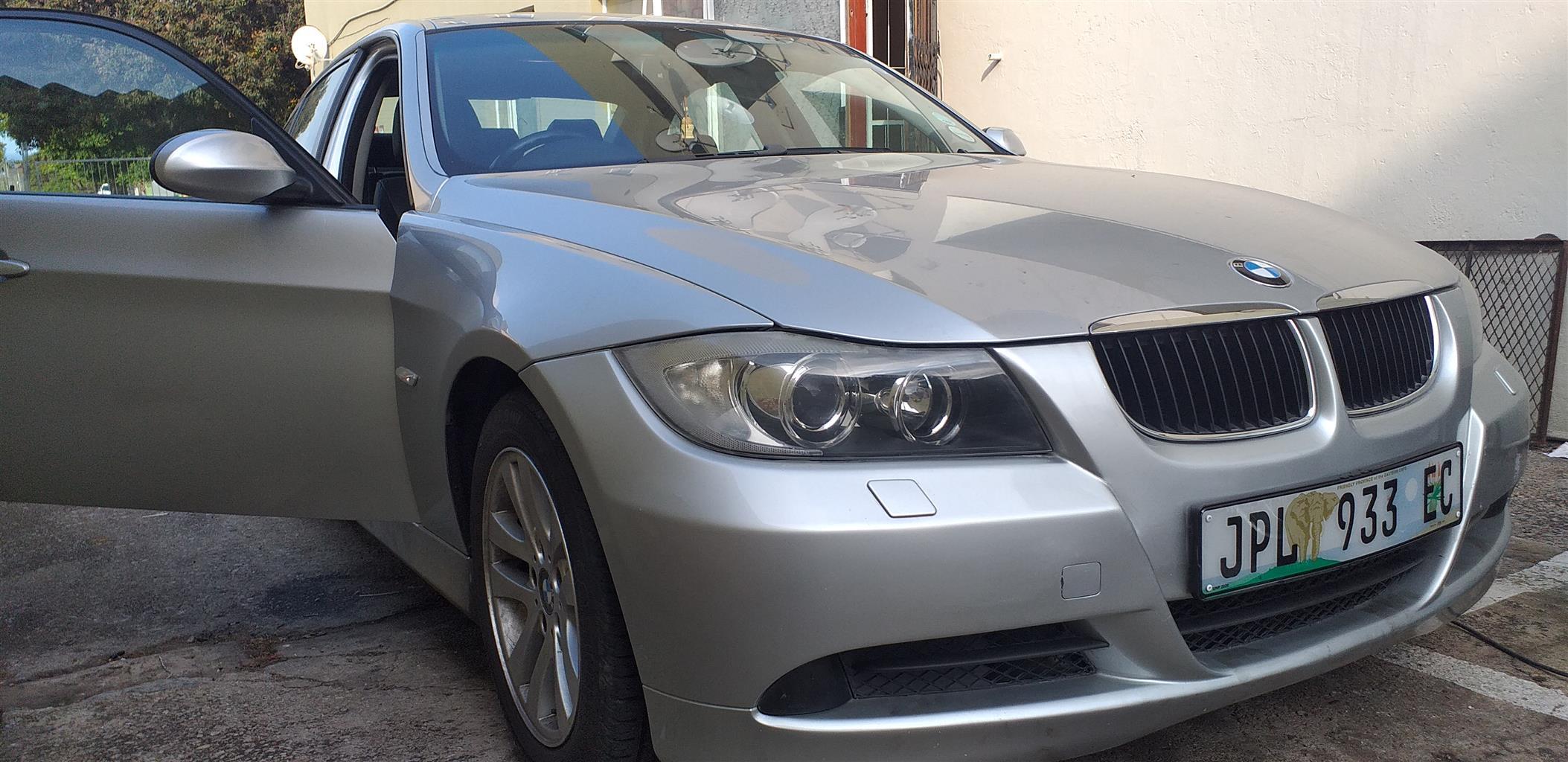 2007 BMW 3 Series 320i 3 40 Year Edition
