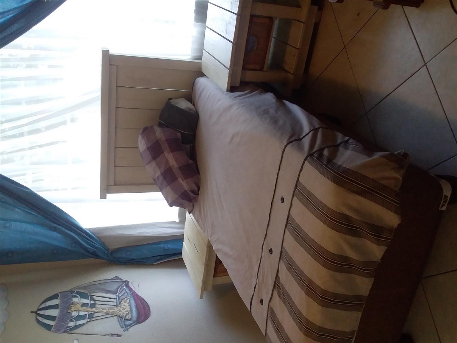 2 Single bedroom suites