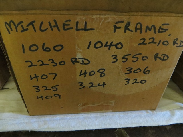 Mitchell frames for sale  Job Lot # 38