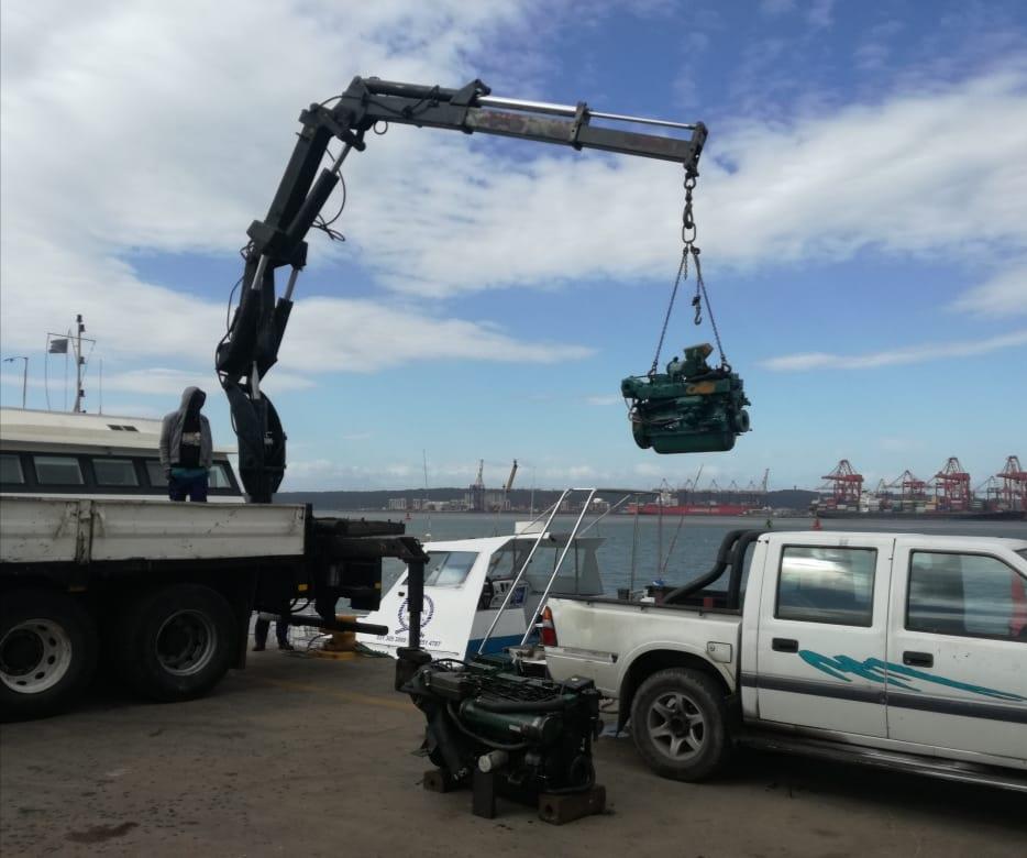 KZN Crane Trucks for Hire - Rob Trans 35yrs in business