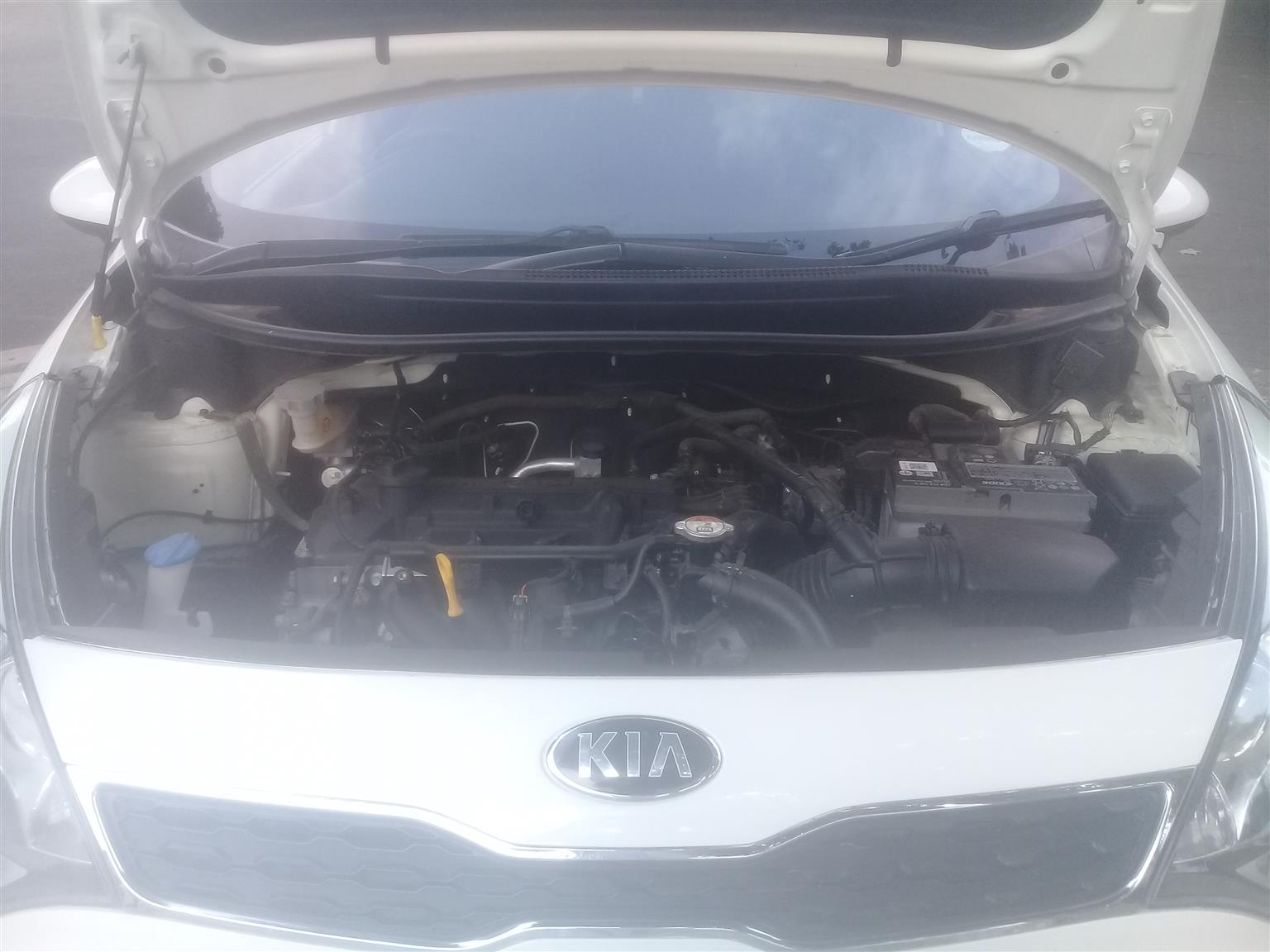 2014 Kia Rio hatch 1.2