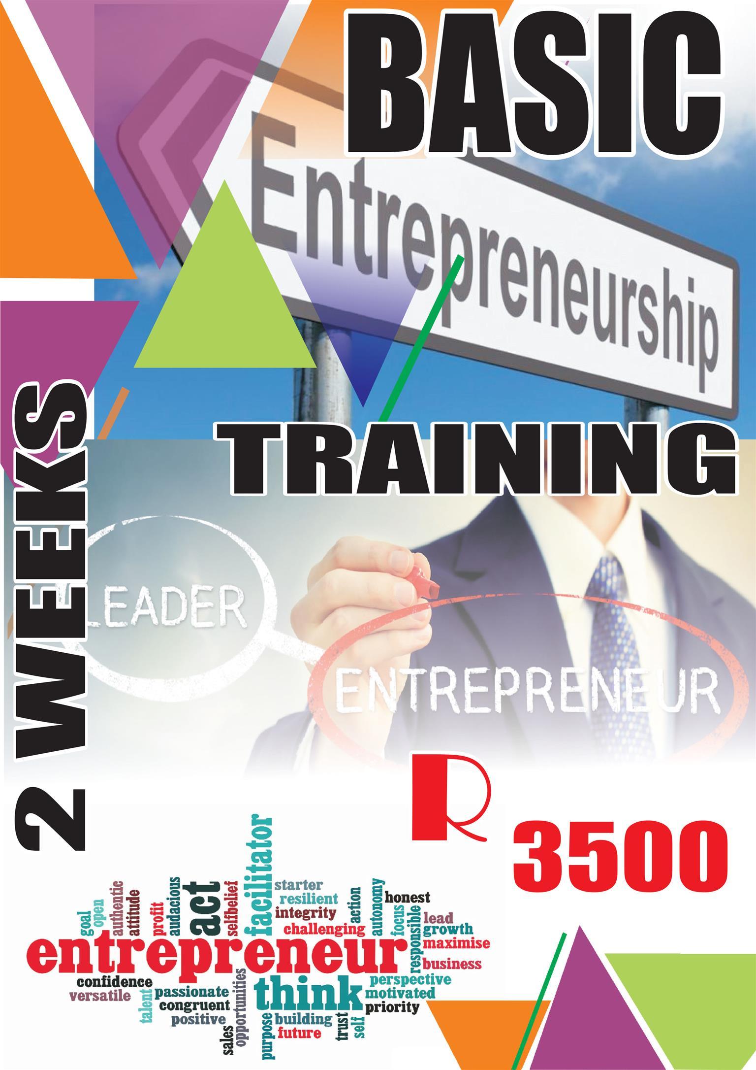 Basic Entrepreneurship workshop