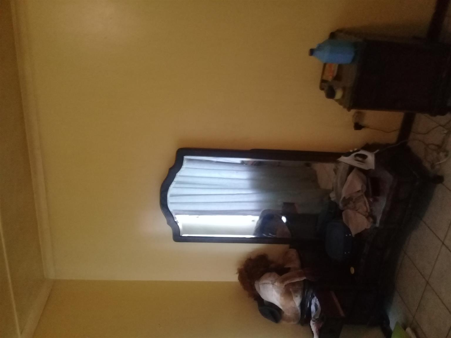 Two bedrooms flat in chrisville is available for sale two car parking space 380000