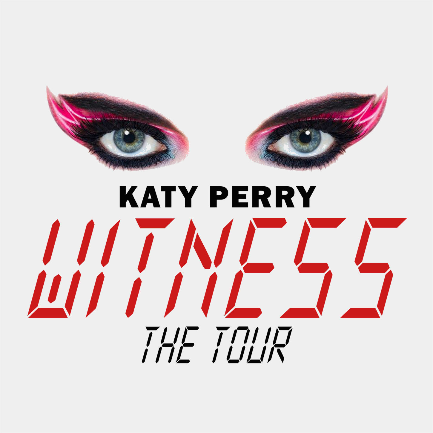 Katy Perry Witness Tour X2 General Standing 20 July 18 Junk Mail Tiket The 2018