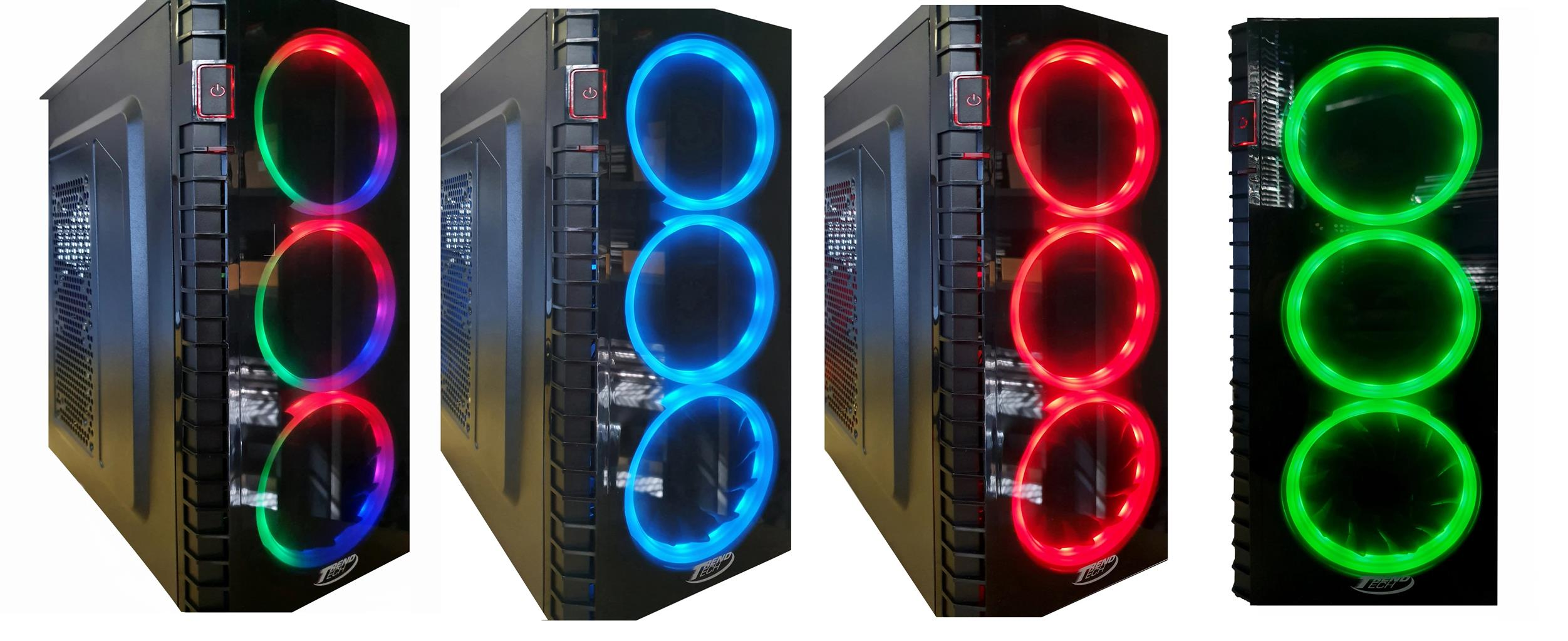 TREND TECH RGB i5 DESKTOP COMPUTER