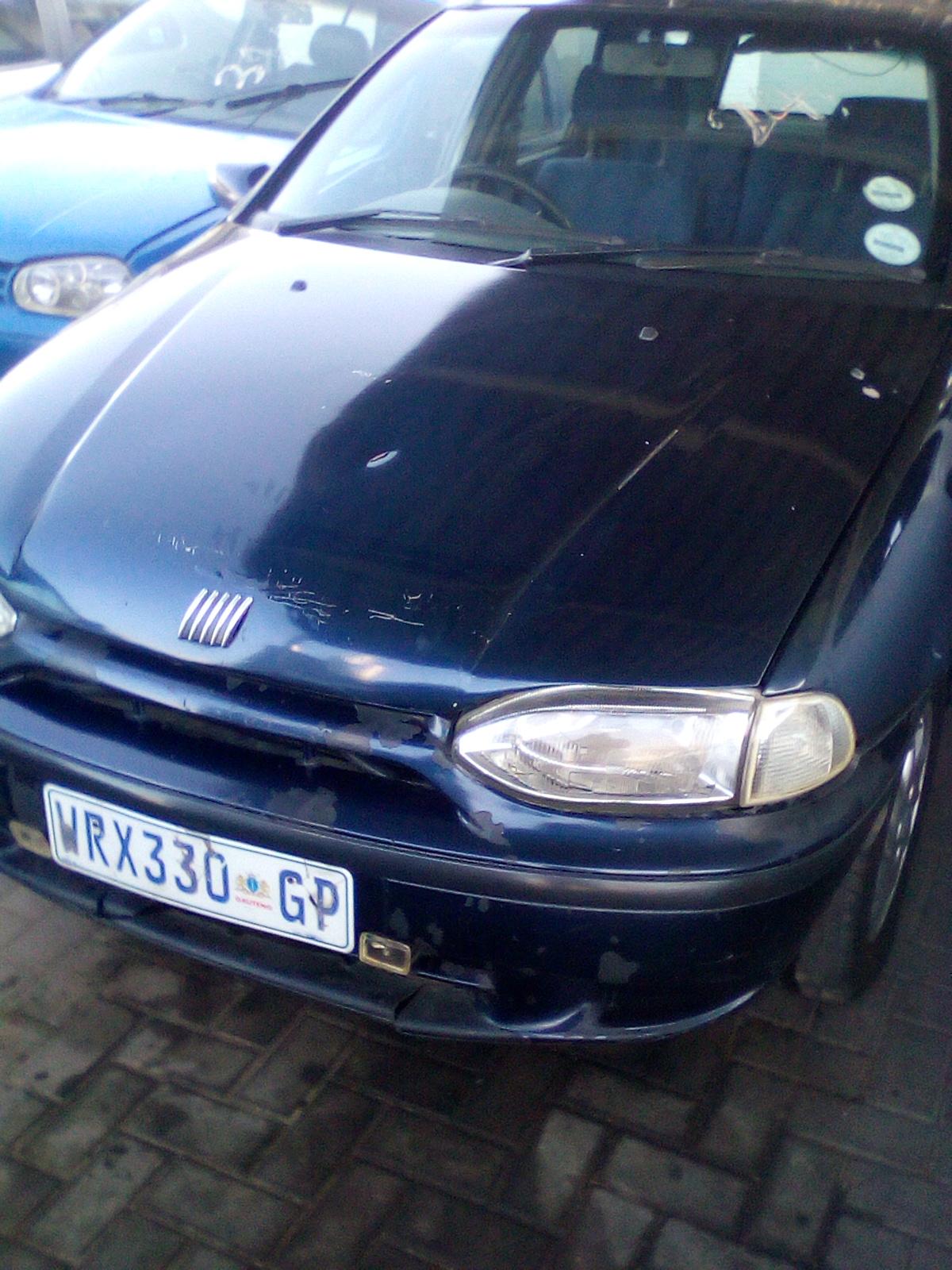 2001 Fiat Siena 1.6 EL
