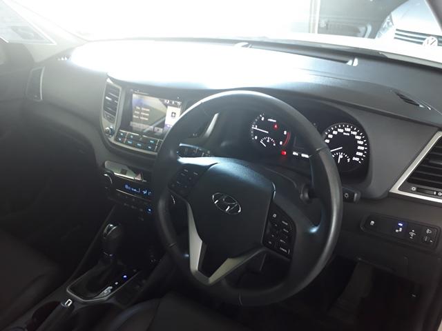 2017 Hyundai Tucson 2.0CRDi Elite