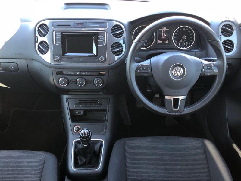 2015 VW Tiguan 2.0TDI Trend&Fun