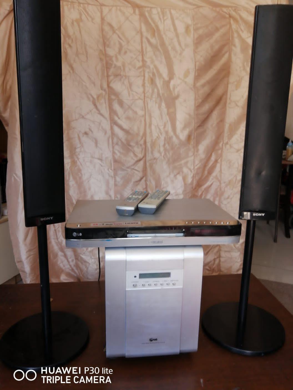 LG/sony sound system