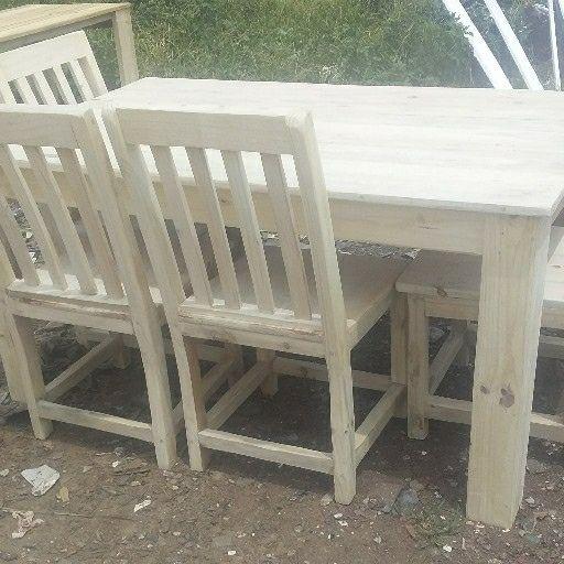 Garden furniture shop