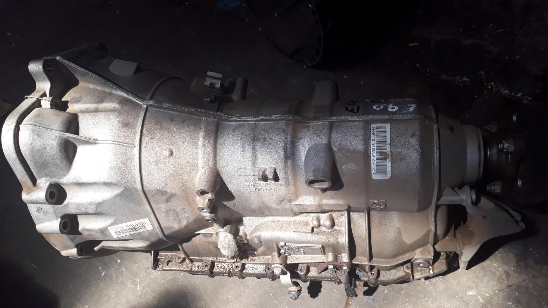 BMW 6HP21 GEARBOX FOR SALE