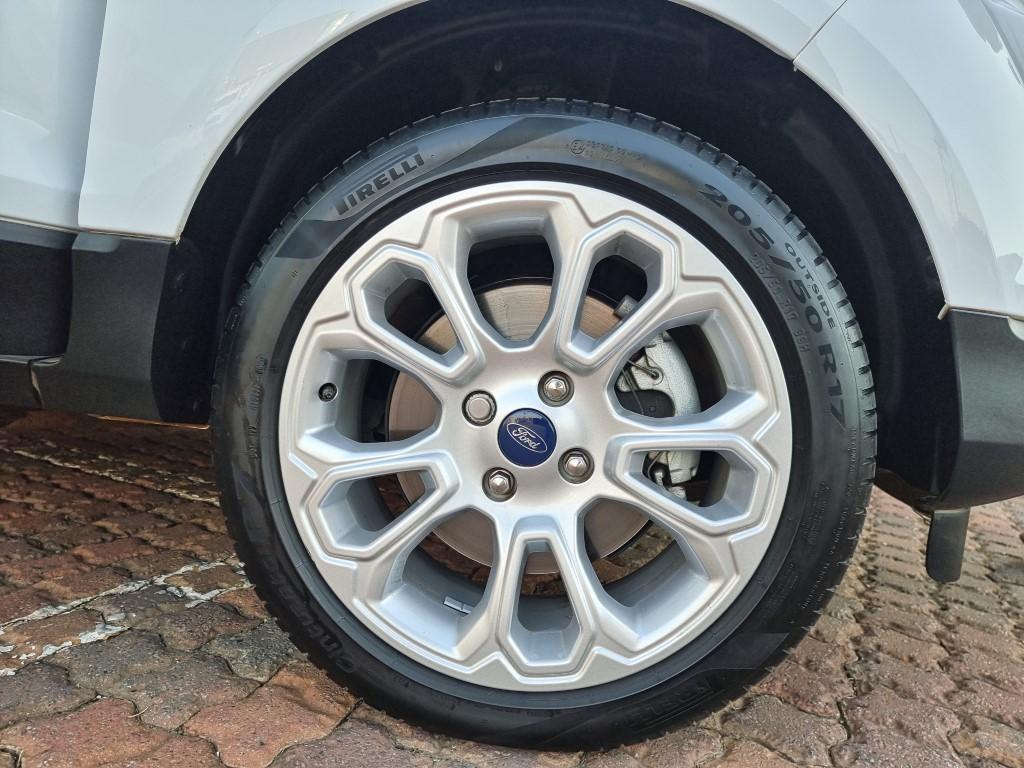 2020 Ford EcoSport 1.0 EcoBoost Titanium