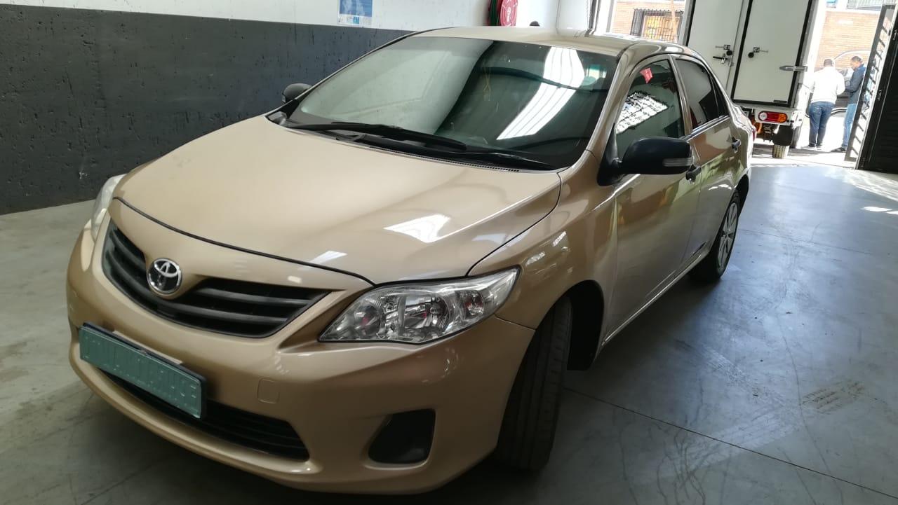 2013 Toyota Corolla 1.3 Professional