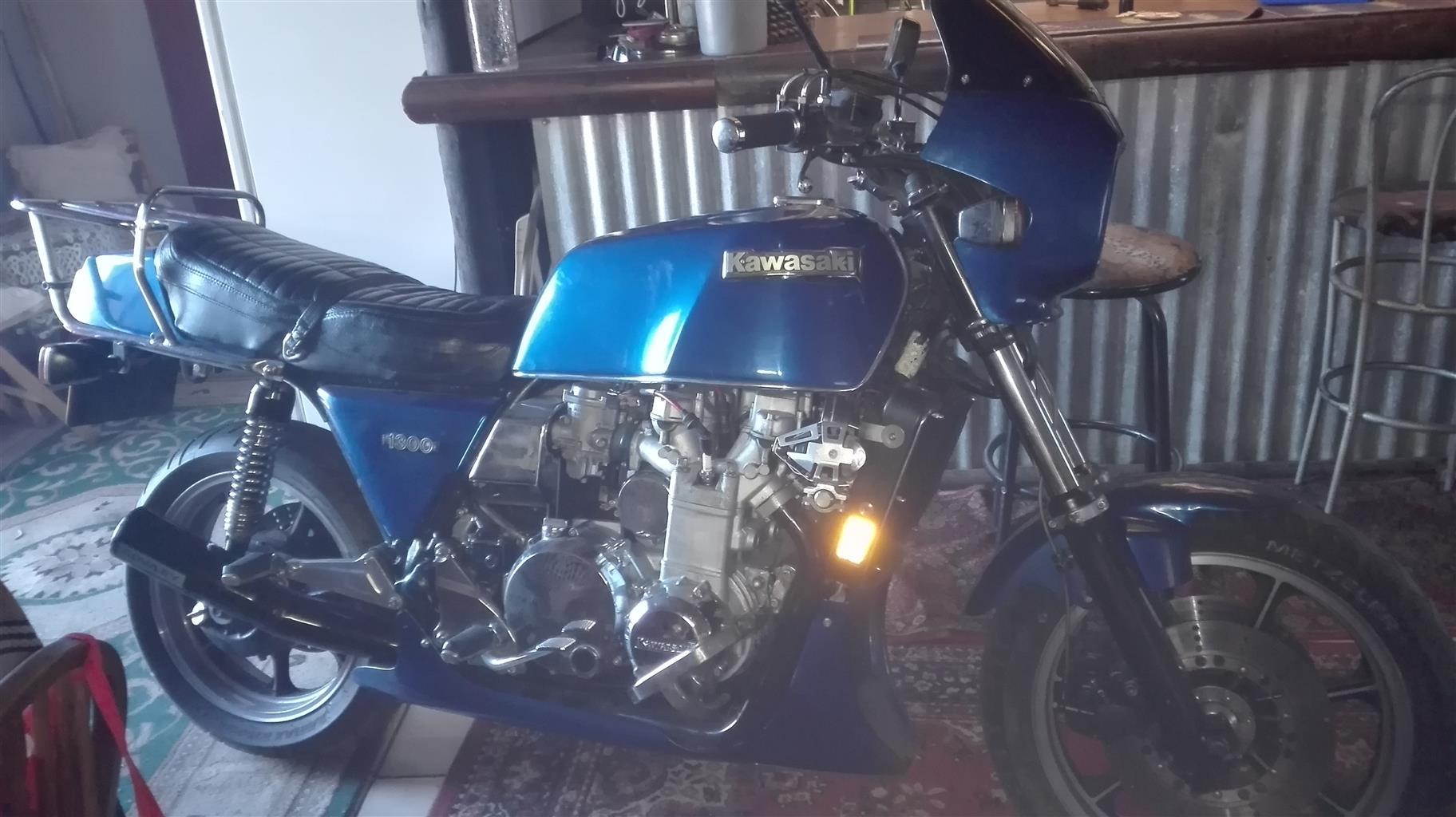 1981 Kawasaki Z