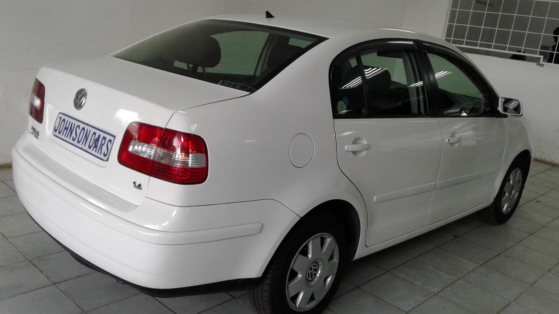 2005 VW Polo sedan POLO GP 1.4 TRENDLINE | Junk Mail
