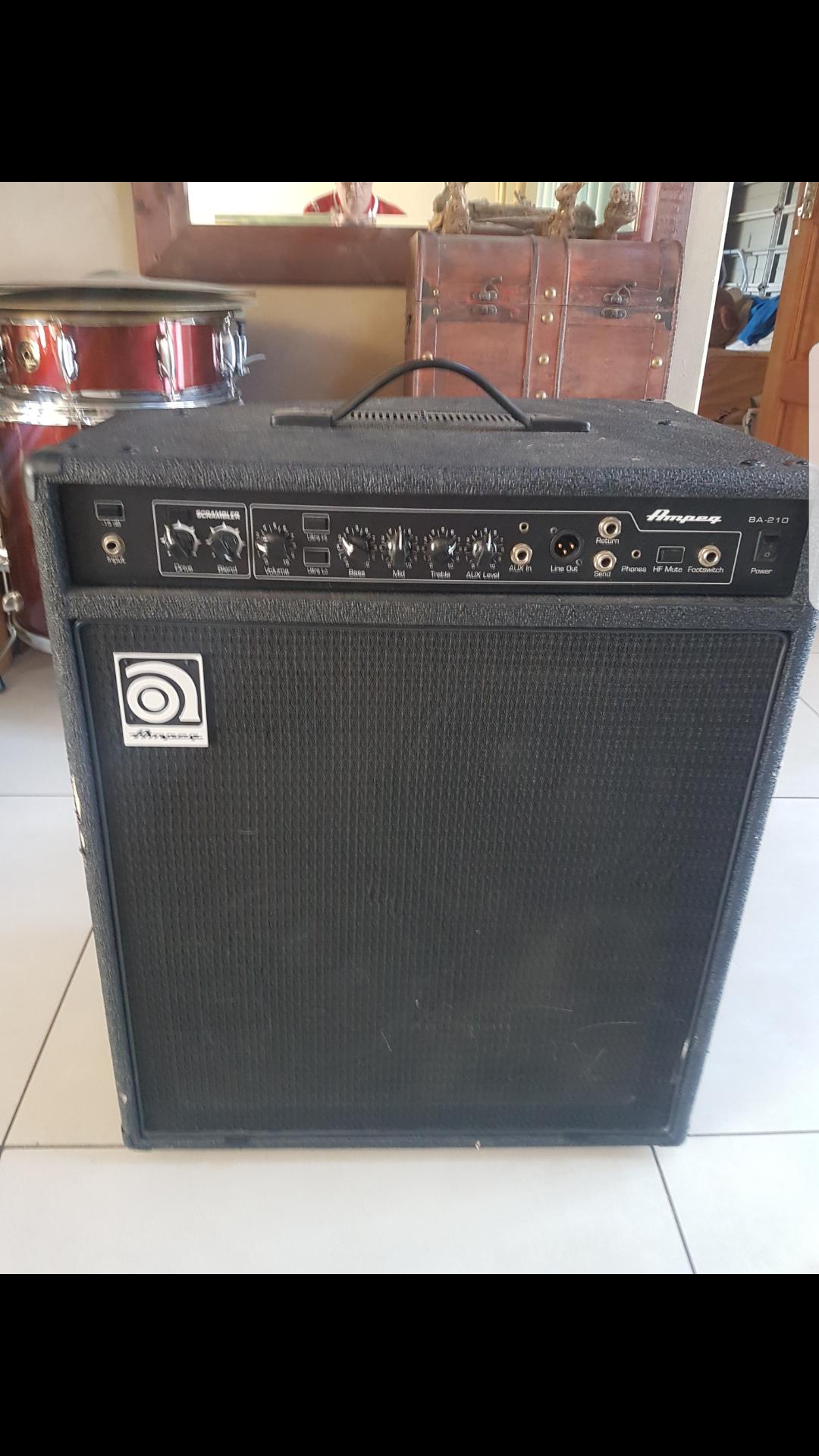 AMPEC Amplifier