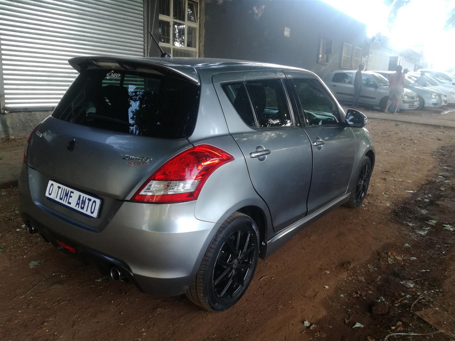 2014 Suzuki Swift hatch 1.6 Sport