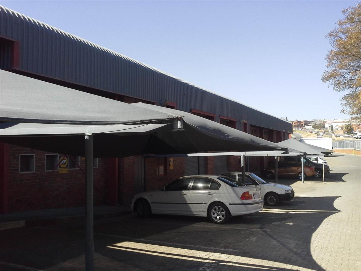 Industrial Rental Monthly in STRYDOMPARK