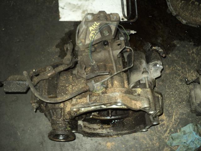 VW GOLF 1,2,3 5SPD GEARBOX R2950