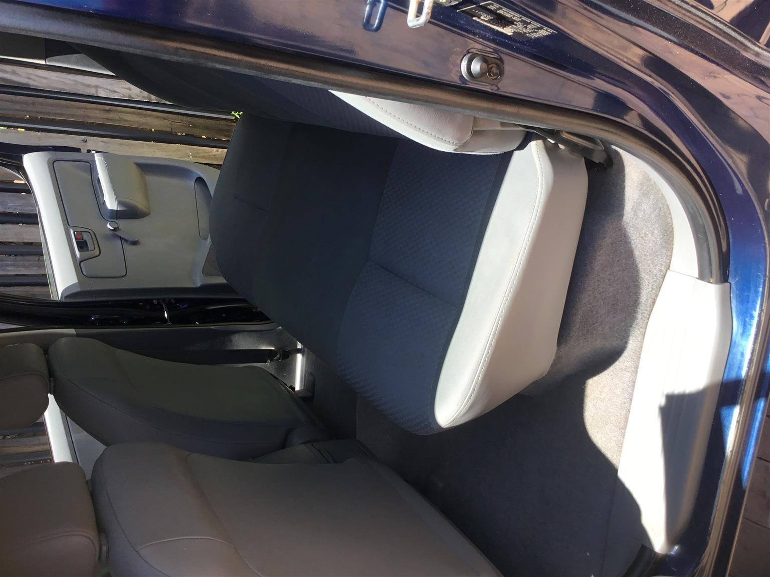 2006 Toyota Hilux 2.5D 4D double cab 4x4 SRX