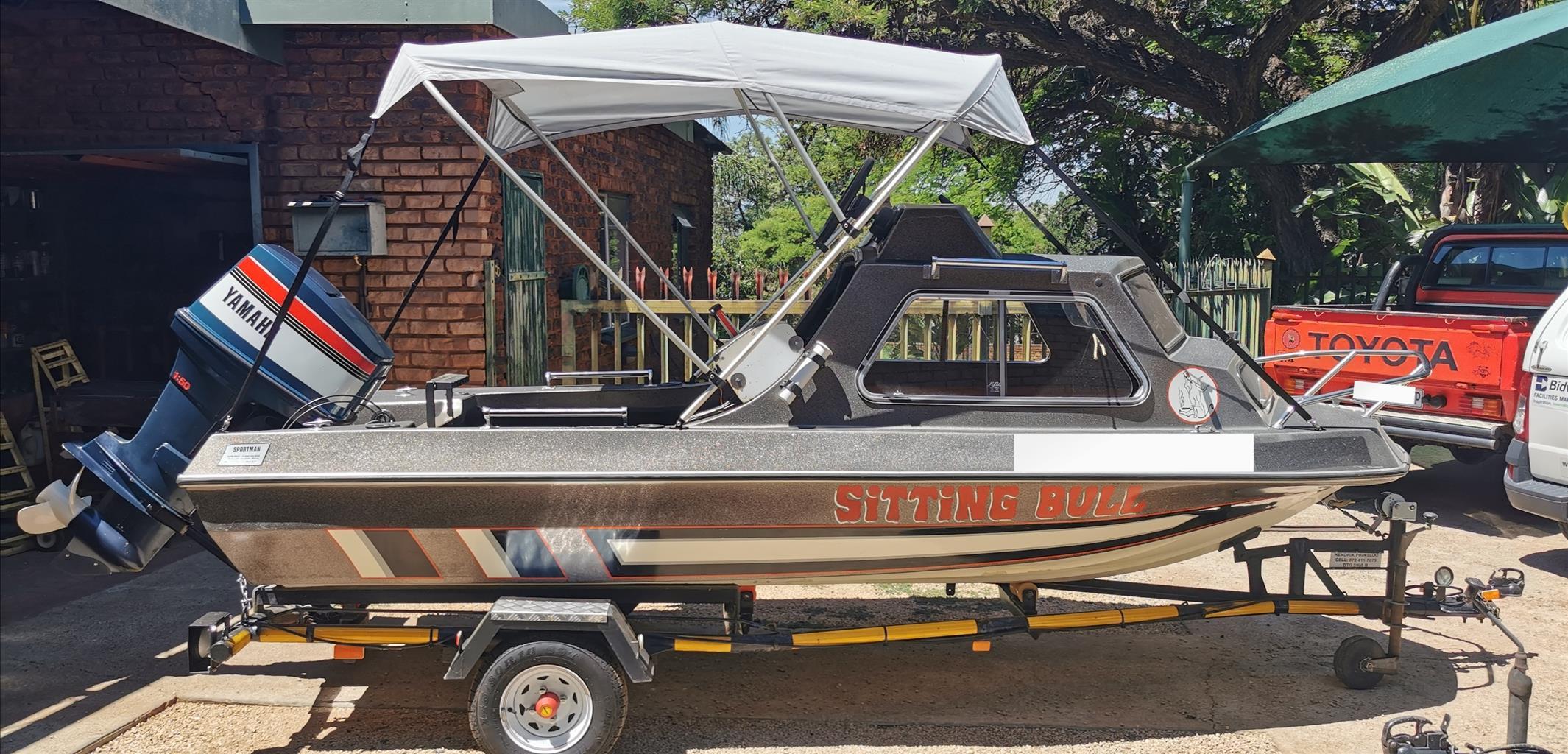 Sportman Fishing Boat