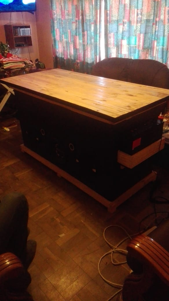 Table with sound