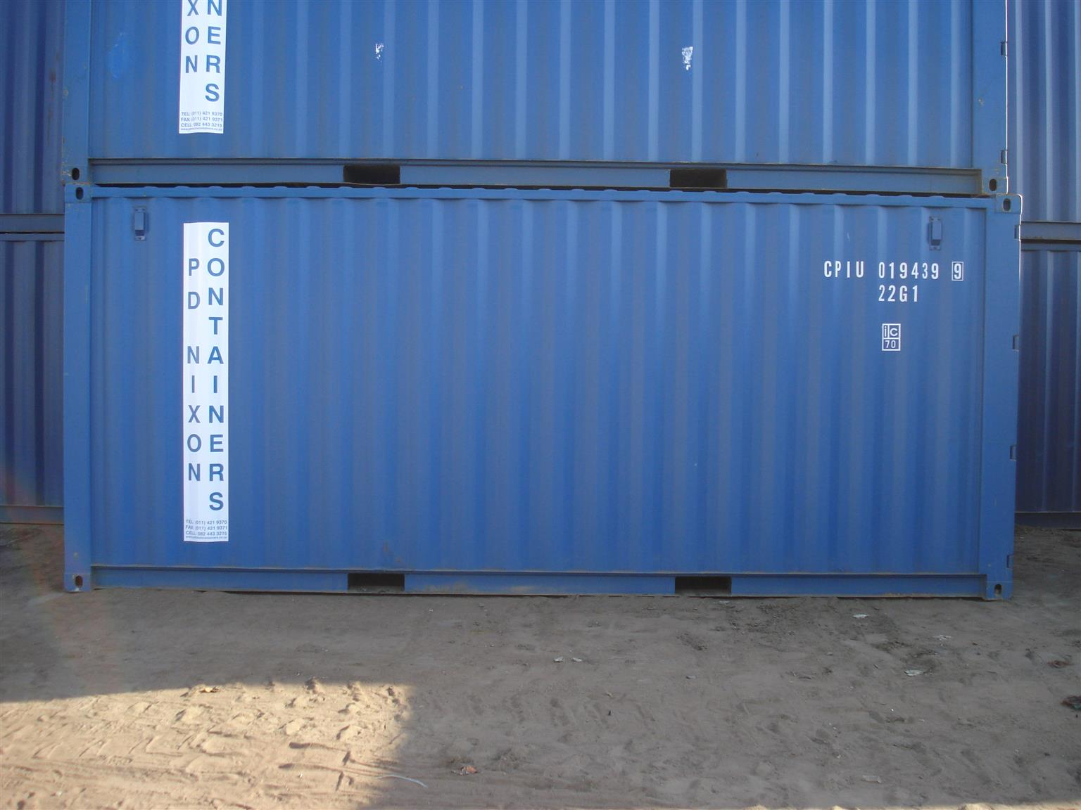 Store and Office Containers