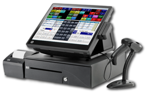 Robotill Point Of Sale Softwares and Hardwares Complete System (Brand New System) 1Year Warranty