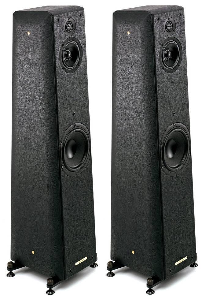 SONUS FABER TOY TOWERS LOUDSPEAKERS