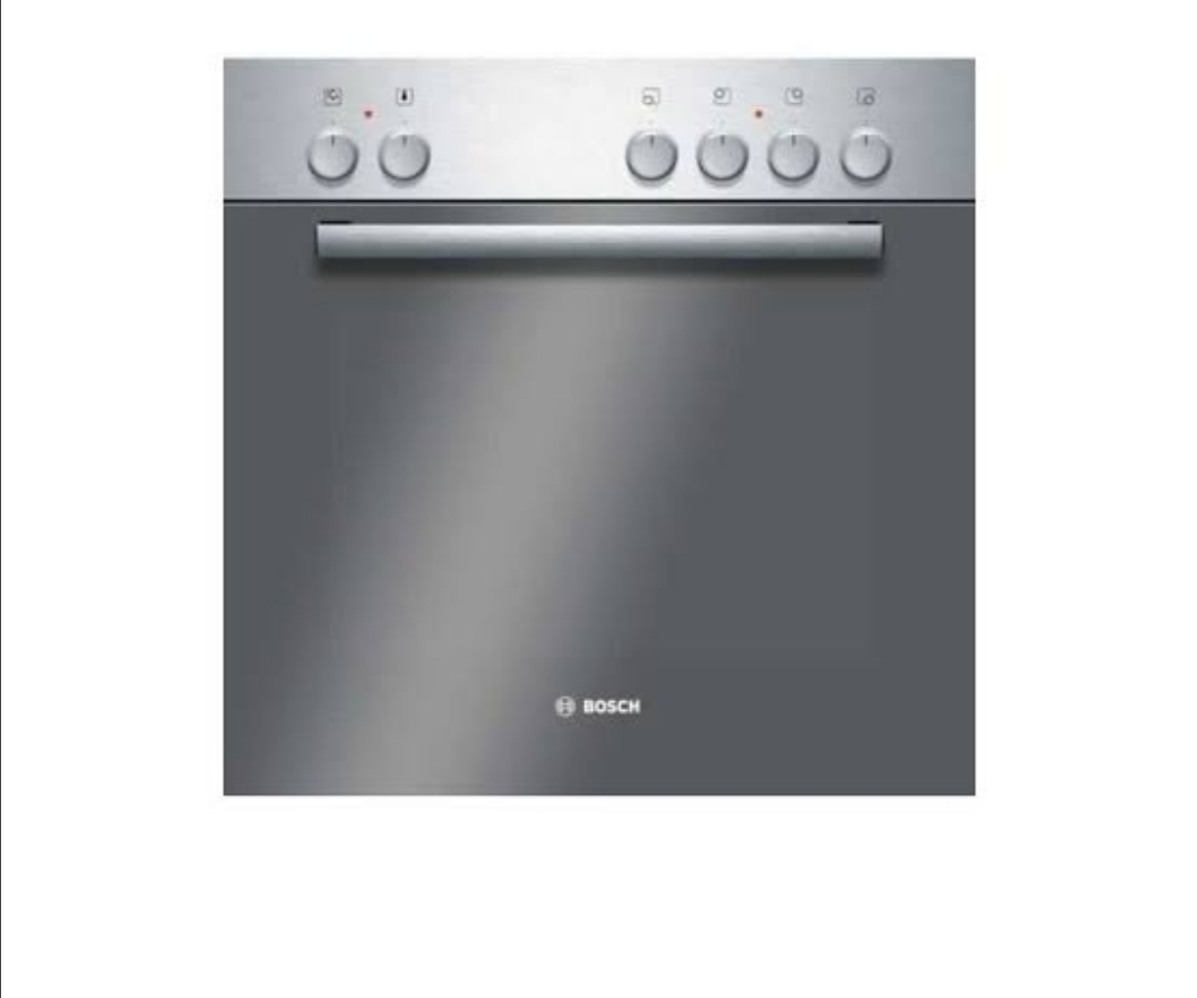 Bosch 60cm built-in stove