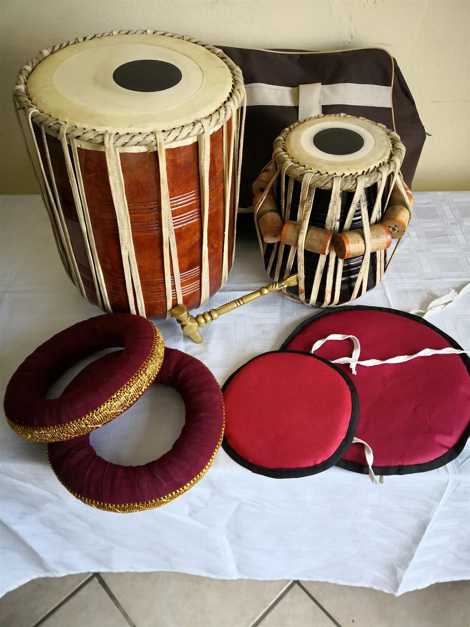 Tablas, Dholaks and Naals Sales and repairs