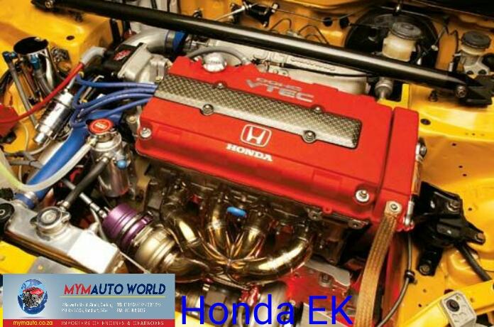 imported used Engines, HONDA ACCORD 1.8L VTEC, EK