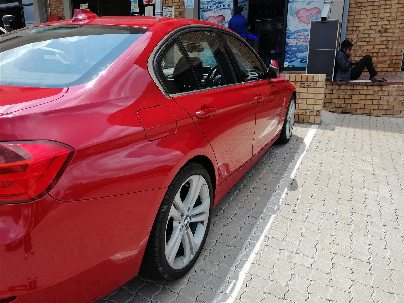 BMW 3 Series 320d Dynamic Edition steptronic