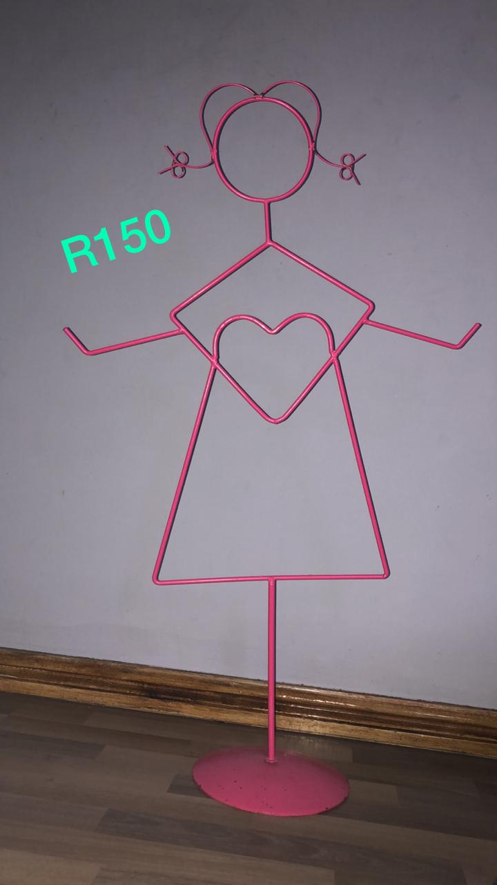 Little girls coat/hat stand for Sale