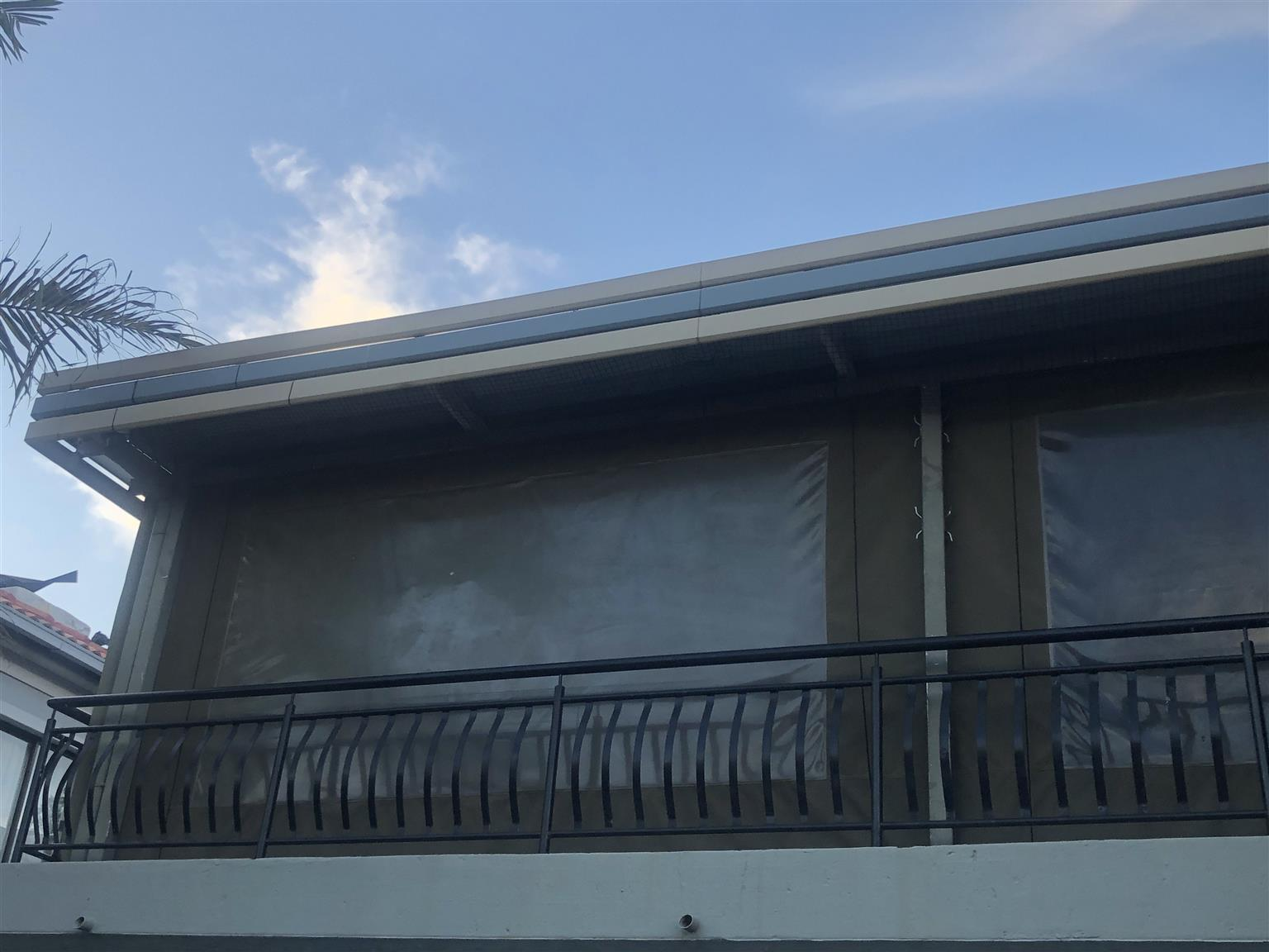 Weather Master Louvre deck / roof approx 25sqm