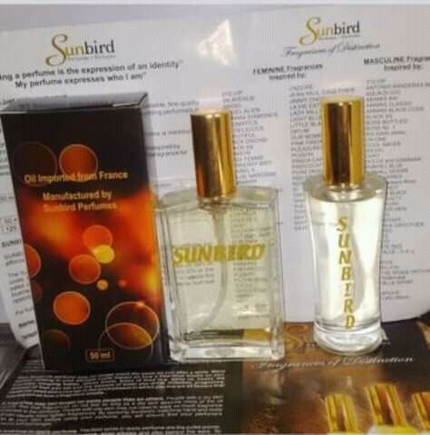 Business Opportunity: Sunbird Perfumed
