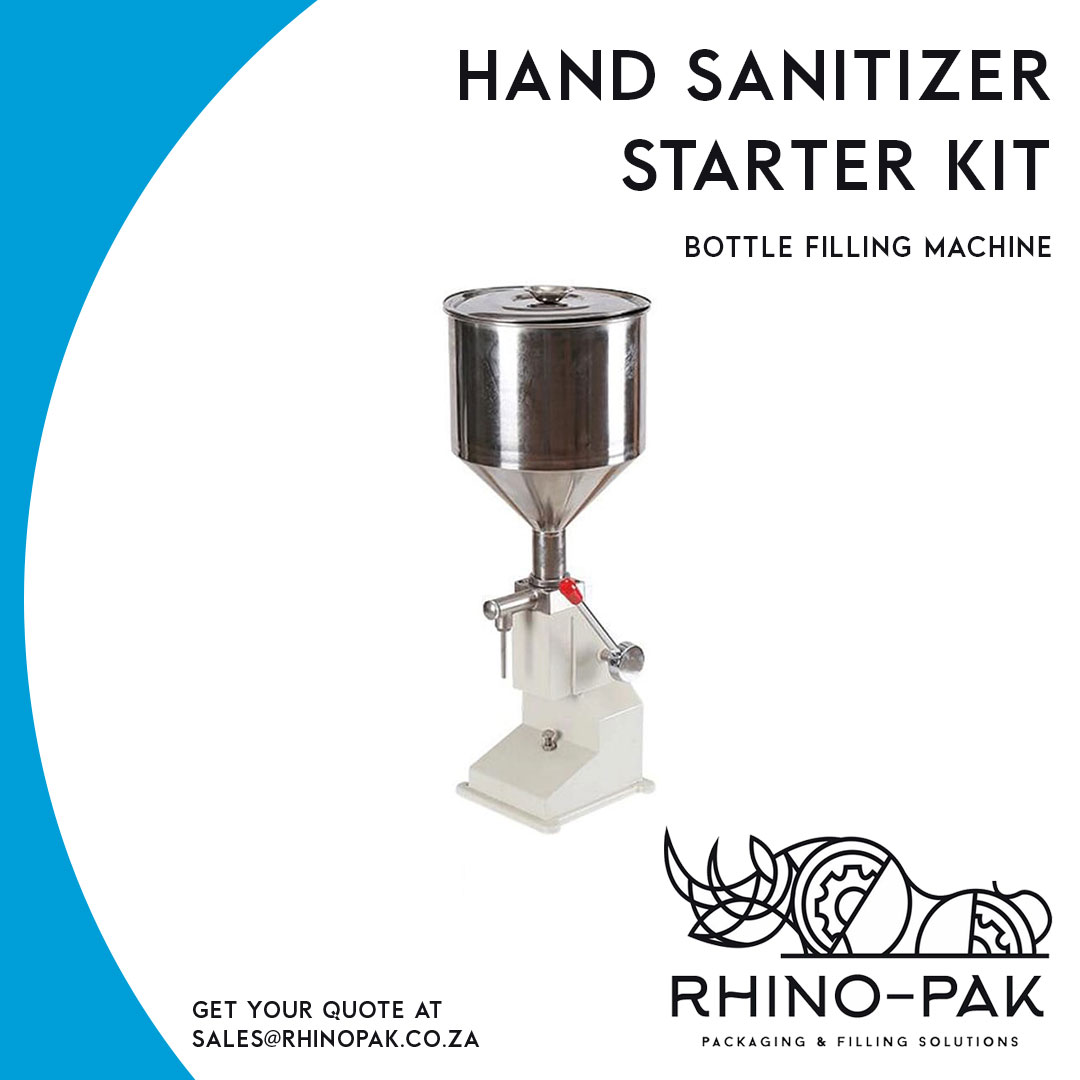 Hand Sanitizer Kit