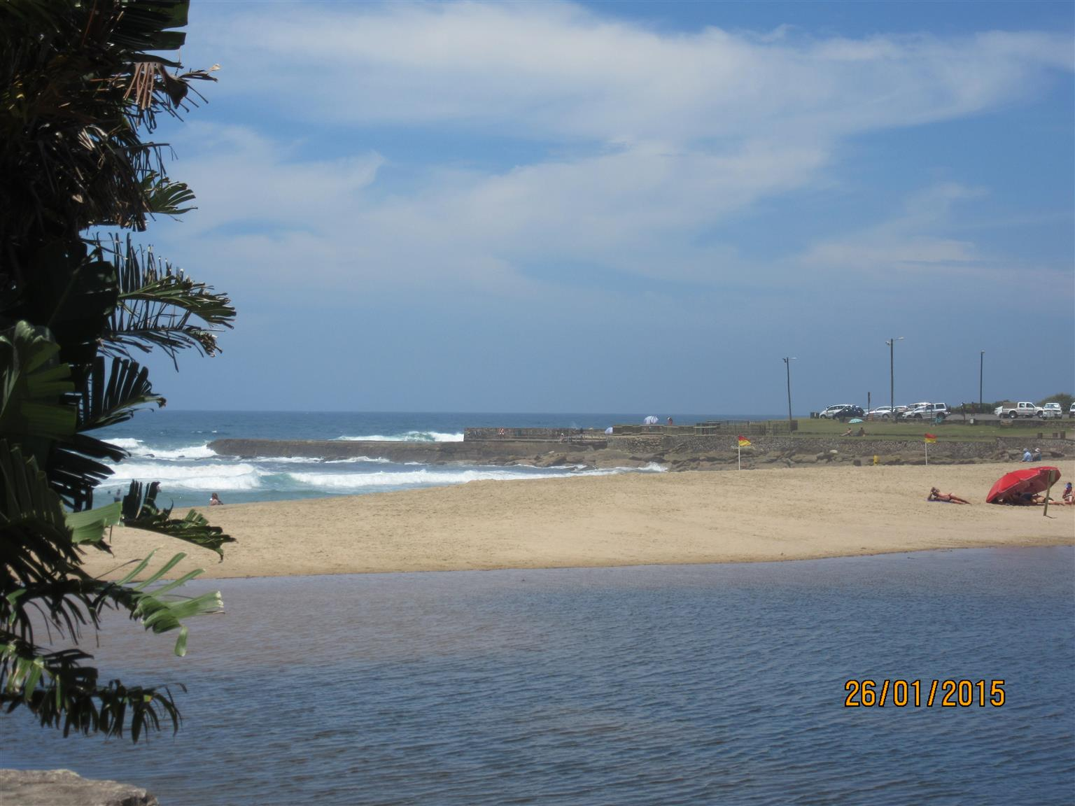 SHELLY BEACH PAY FOR 5 OOS NIGHTS, STAY FOR 7 - R290 PN FOR 2 GUESTS SELF-CATER HOLIDAY FLATS UVONGO