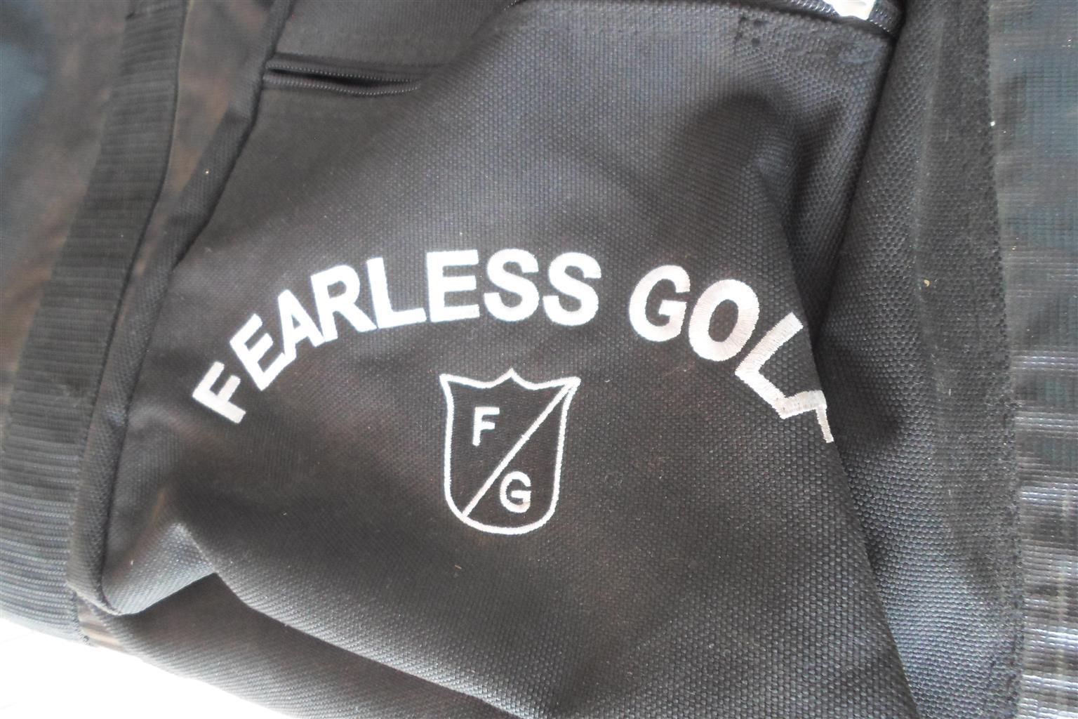 Fearless Golf Bag