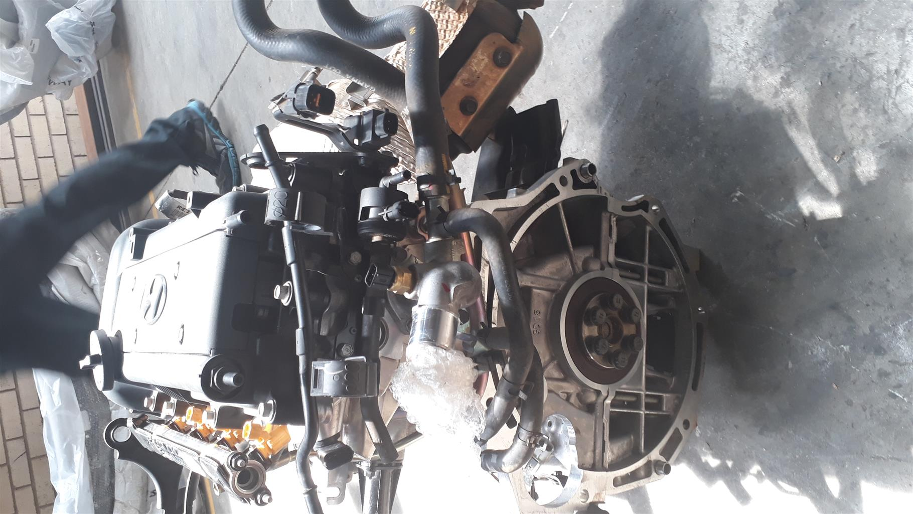 G4FC 1.6 Engine HYUNDAI And KIA