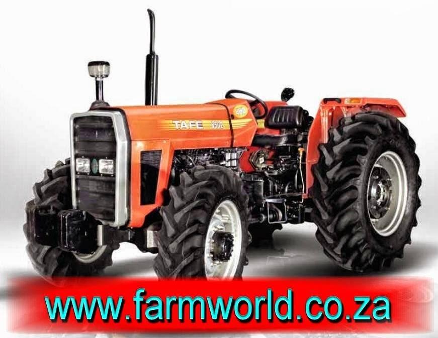 Orange TAFE 9502 DI 12 Speed 68kW/81Hp 4x4 New Tractor