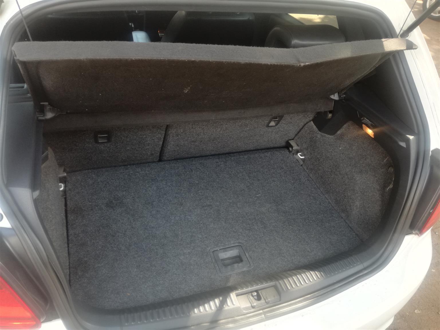 2012 VW Polo 1.8 GTI