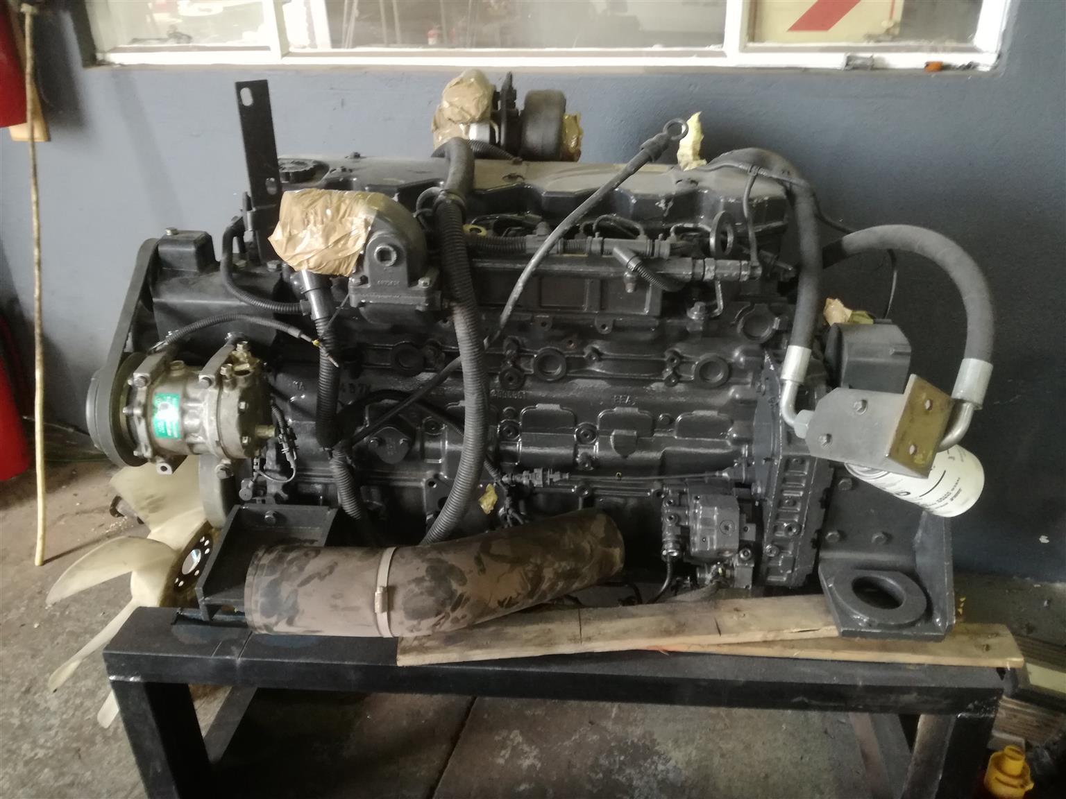 667TA/EEC New Holland/Case/Kobelco CNH U K Engine FOR SALE