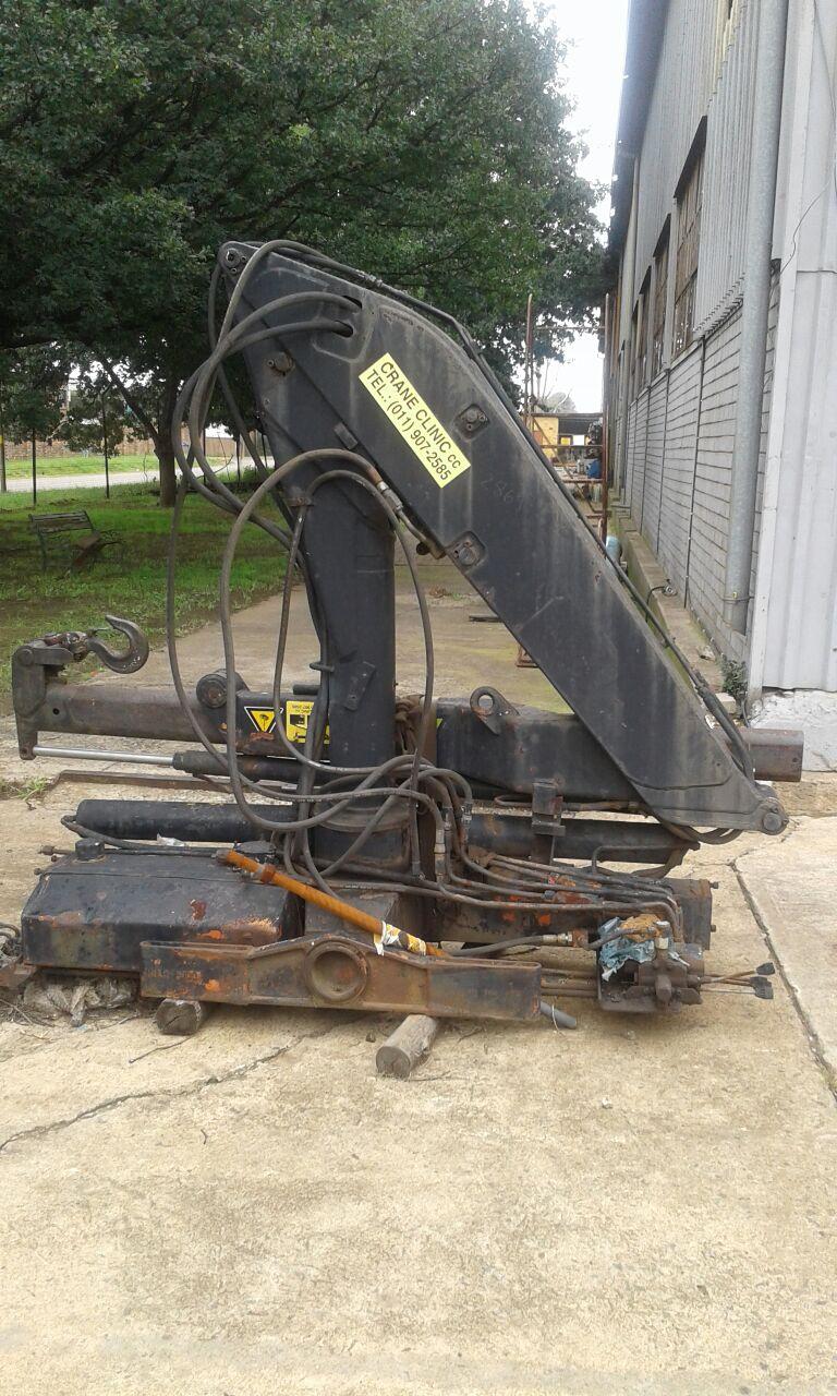 Hiab Crane for sale