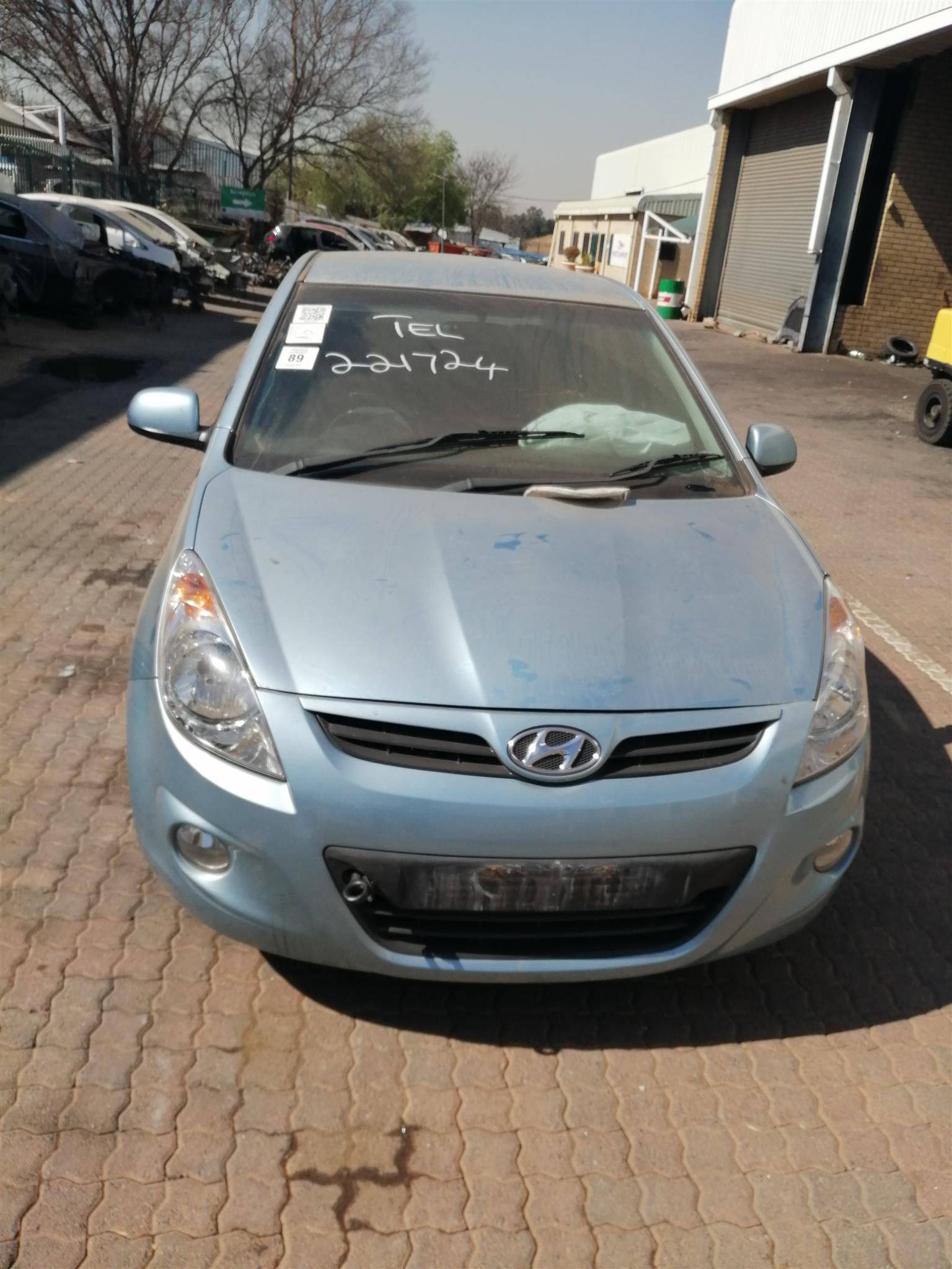 Hyundai I20 Spares