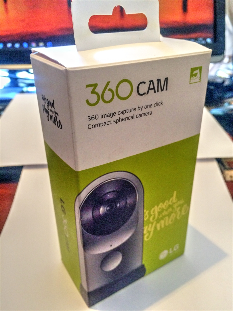 Samsung 360CAM