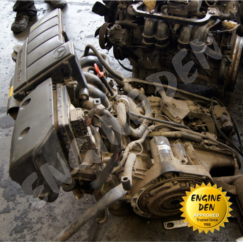 MERCEDES A160 ENGINE USED