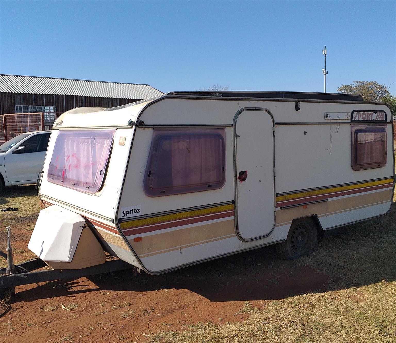 Sprite (Site) Caravan